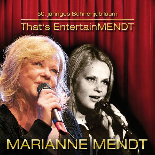 Marianne Mendt - That's EntertainMENDT
