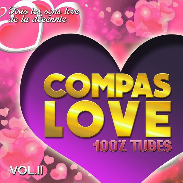 Various Artists - Compas Love, Vol. 2