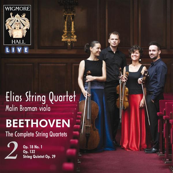 Ludwig van Beethoven - Beethoven: The Complete String Quartets, Vol. 2