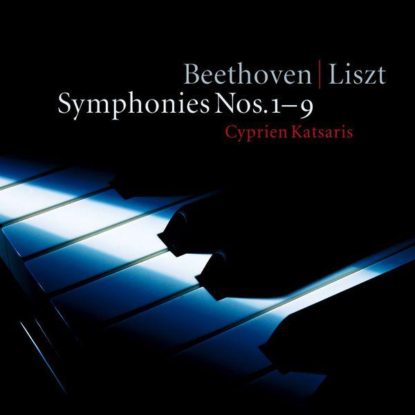 Cyprien Katsaris - Beethoven / Arr Liszt : Symphonies Nos 1 - 9