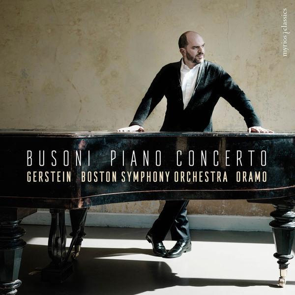 แม็ค โกสินทร์ - Busoni: Piano Concerto