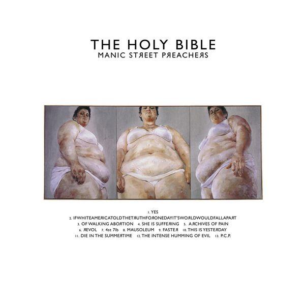 Manic Street Preachers - The Holy Bible 20 (Remastered)