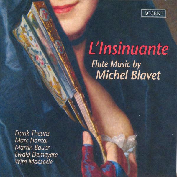 Frank Theuns - Musique pour flûte