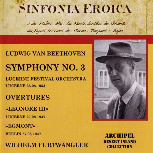 Wilhelm Furtwängler - Symphonie n°3