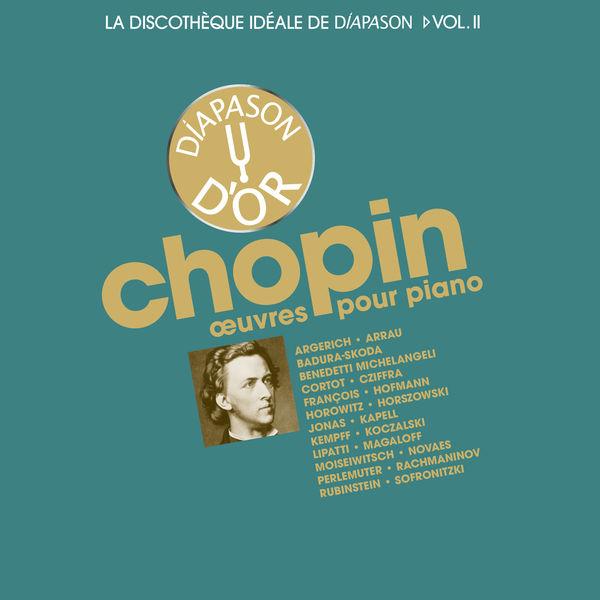 Various Artists - Chopin. La discothèque idéale de Diapason, II