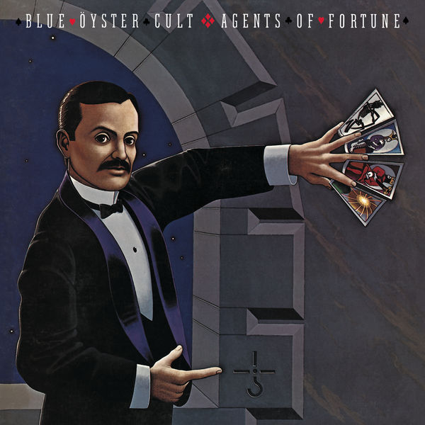 Blue Öyster Cult - Agents Of Fortune