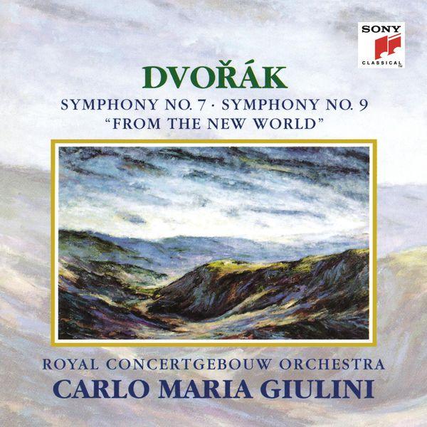 "Carlo Maria Giulini - Dvorák: Symphonies Nos. 7 & 9 ""From the New World"""