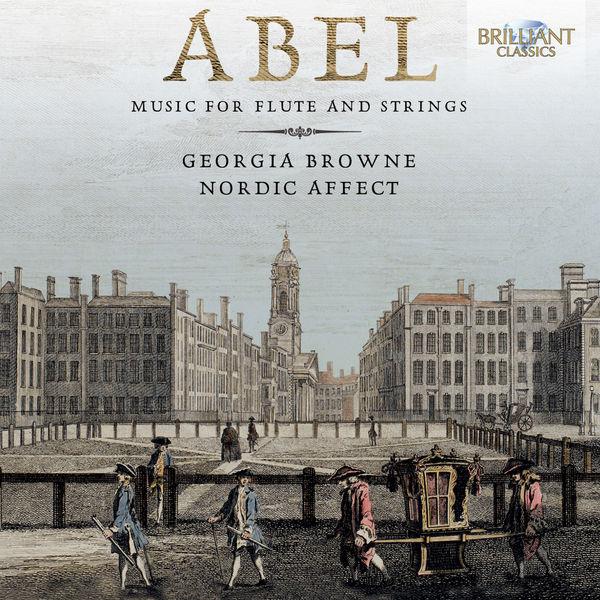Nordic Affect - Musique pour flûte et cordes