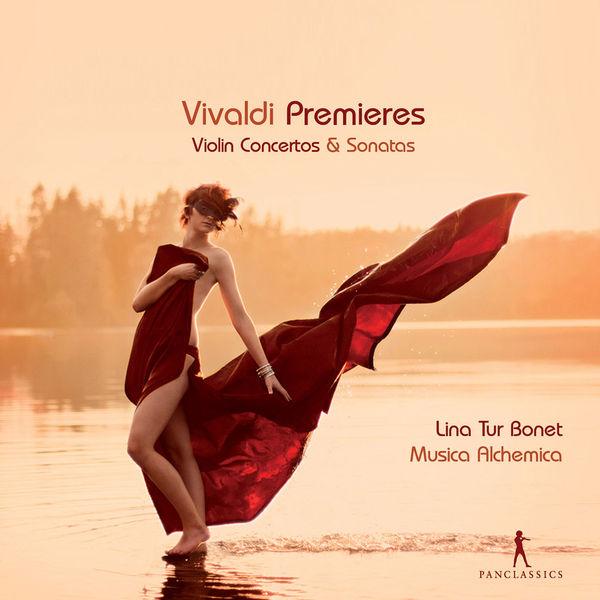 Lina Tur Bonet - Vivaldi: Premieres (Violin Concertos & Sonatas)