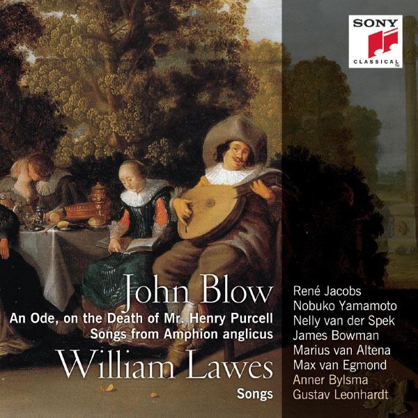 René Jacobs - Blow & Lawes - An Ode and English Songs