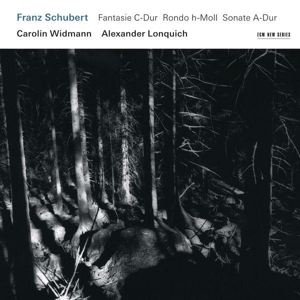 Carolin Widmann - Franz Schubert: Fantasie C-Dur / Rondo h-Moll / Sonate A-Dur
