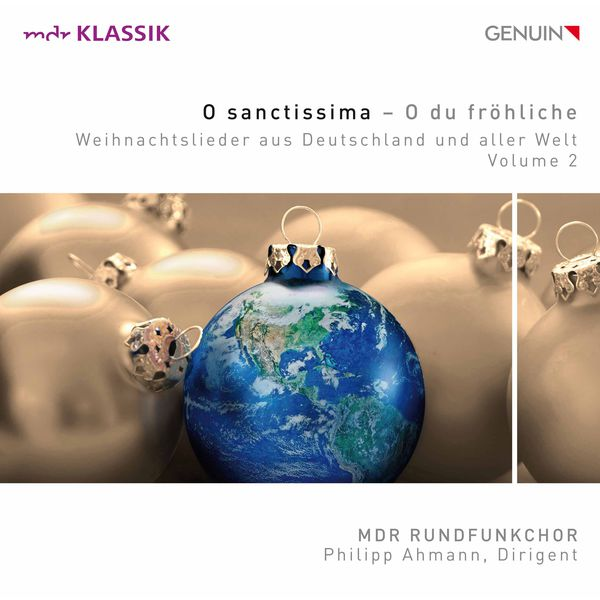 MDR Rundfunkchor - Risto Joost - Christmas Songs from Germany & All Over the World, Vol. 2