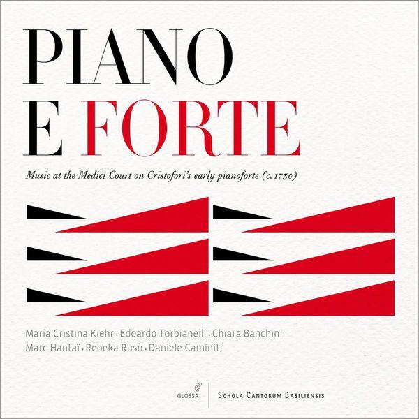 Edouardo Torbianelli - Music at the Medici Court on Cristofori's early pianoforte