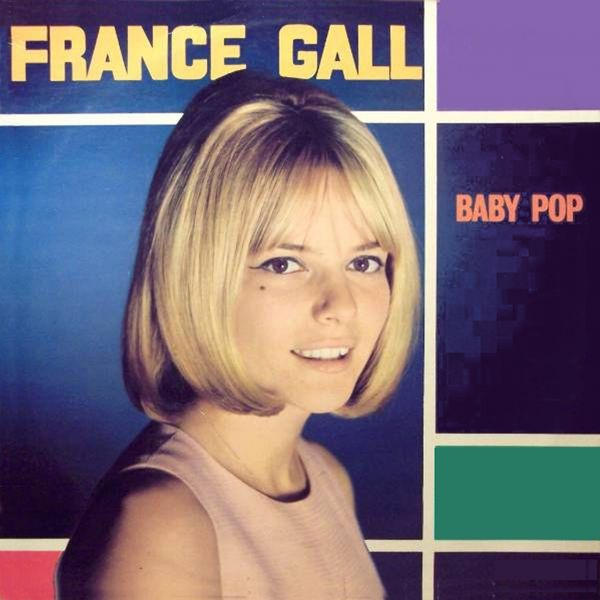 France Gall Baby pop