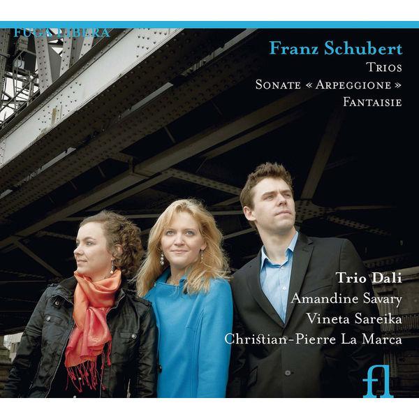 "Christian-Pierre La Marca - Franz Schubert : Trios - Sonate ""Arpeggione"" - Fantaisie"