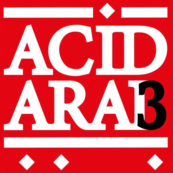 Acid Arab - Acid Arab Collections, Vol. 3