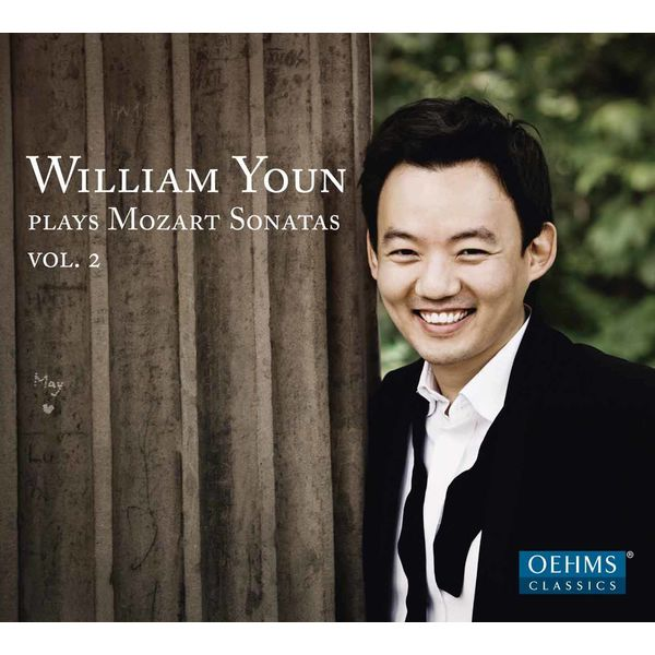 William Youn - William Youn Plays Mozart Sonatas, Vol. 2