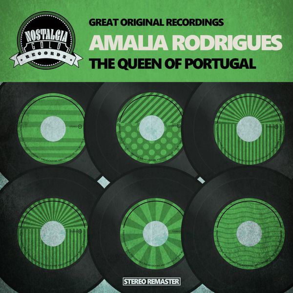 Amália Rodrigues - The Queen of Portugal
