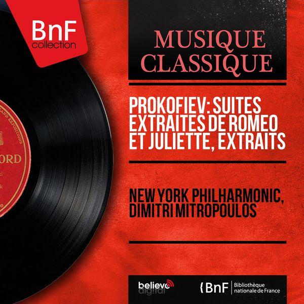 New York Philharmonic - Prokofiev: Suites extraites de Roméo et Juliette, extraits (Stereo Version)