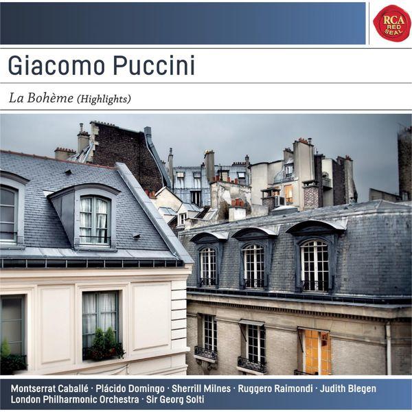 Sir Georg Solti Giacomo Puccini: La Bohème - (Highlights)  - Sony Classical Masters