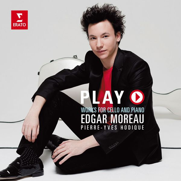 Edgar Moreau - Play: Works for Cello and Piano (Édition StudioMasters)