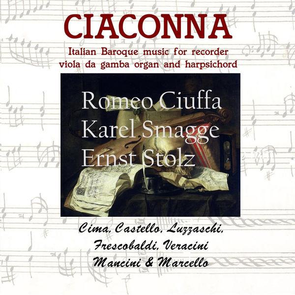 Dario Castello - Ciaconna