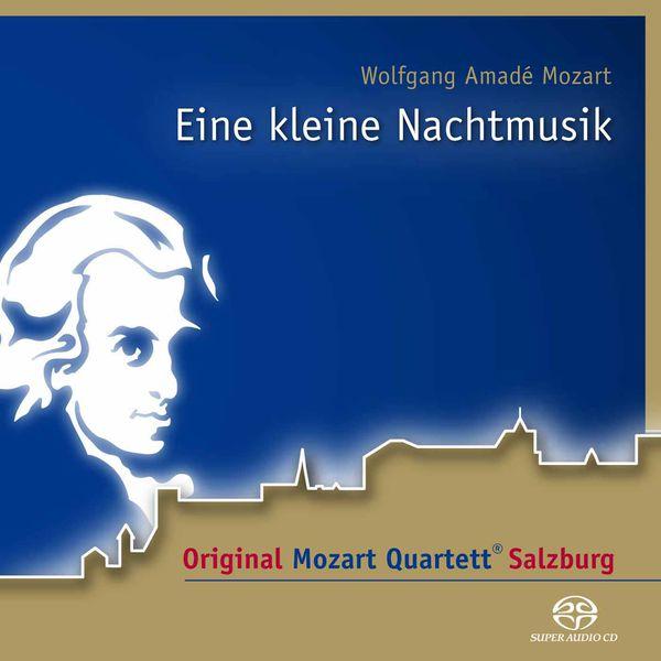 Salzburg Mozart Quartet - Mozart: Eine kleine Nachtmusik