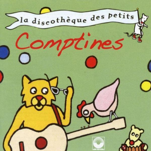 Various Interprets - Comptines (La discothèque des petits)