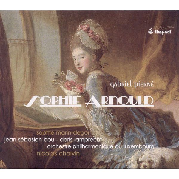 Doris Lamprecht - Pierne, G.: Sophie Arnould / Ballet De Cour