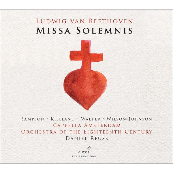 Carolyn Sampson - Beethoven: Missa solemnis, Op. 123
