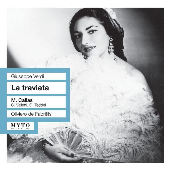 Oliviero de Fabritiis - La Traviata (Intégrale)