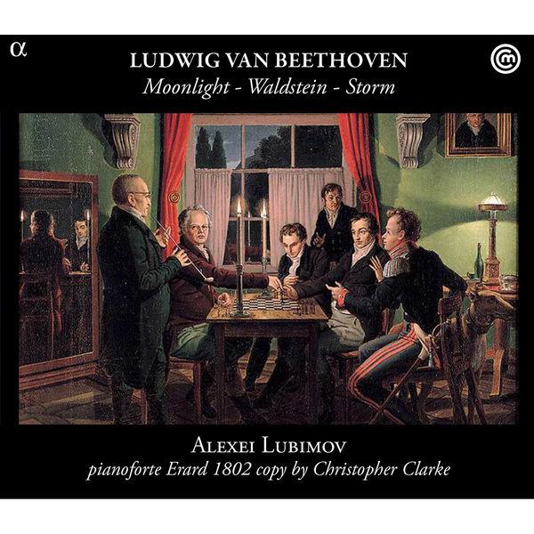 Alexei Lubimov - Beethoven: Sonatas Nos. 14, 17 & 21