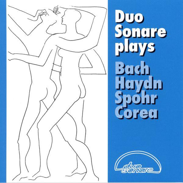 Duo Sonare - Duo Sonare Plays Bach, Haydn, Spohr & Corea (Arr. for 2 Guitars)