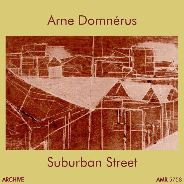 Arne Domnerus - Suburban Street