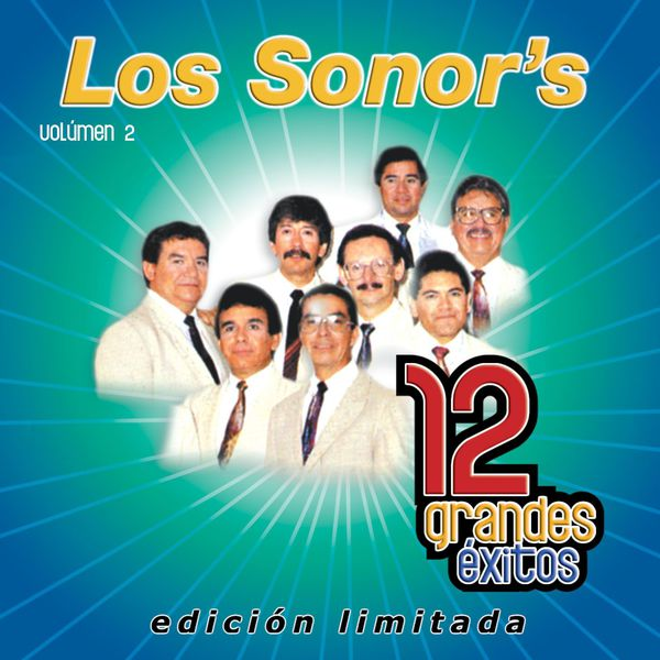 Los Sonor's - 12 Grandes exitos Vol. 2