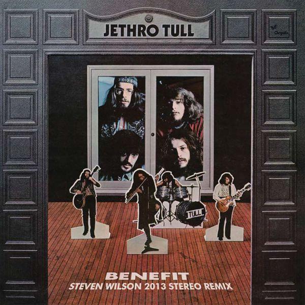 Jethro Tull - Benefit (Steven Wilson Mix)