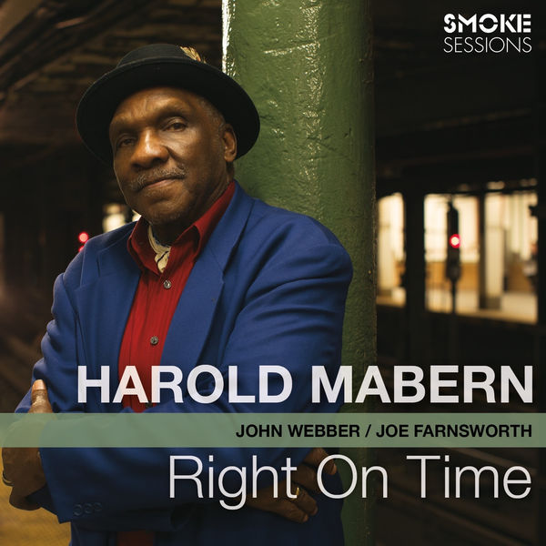Harold Mabern Right on Time