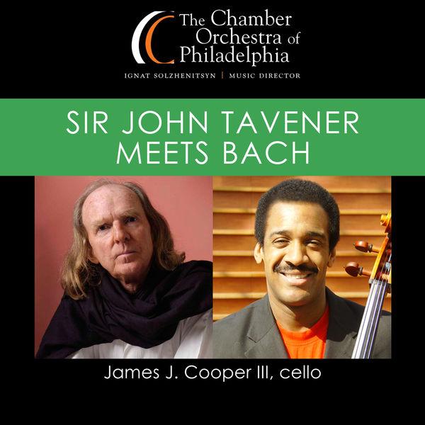 John Tavener - Tavener Meets Bach
