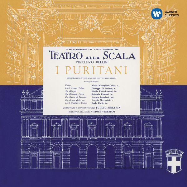 Maria Callas - Vincenzo Bellini : I Puritani (1953) - Callas Remastered