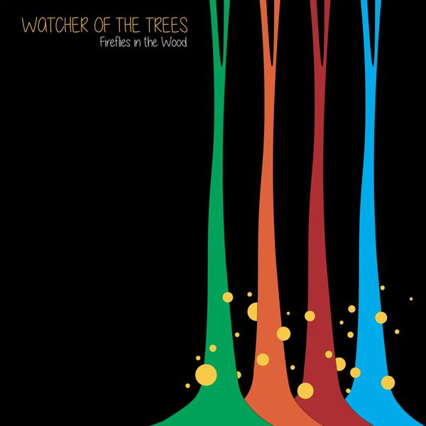 Watcher of the Trees - Fireflies in the Wood