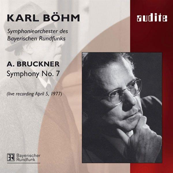 Karl Böhm - Anton Bruckner : Symphony No. 7 (live, 1977)