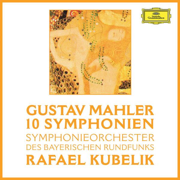 Symphonieorchester Des Bayerischen Rundfunks - Mahler: Complete Symphonies