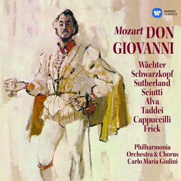 Carlo Maria Giulini - Mozart : Don Giovanni (2016 Remastered)