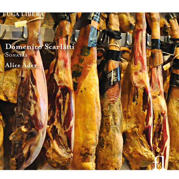 Alice Ader - Domenico Scarlatti : 20 Sonates