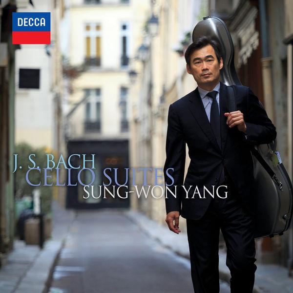 Sung-Won Yang - J.S. Bach: Cello Suites