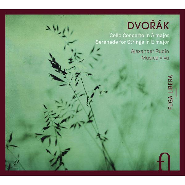 Musica Viva - Dvorak: Cello Concerto in A Major & Serenade for Strings in E Major