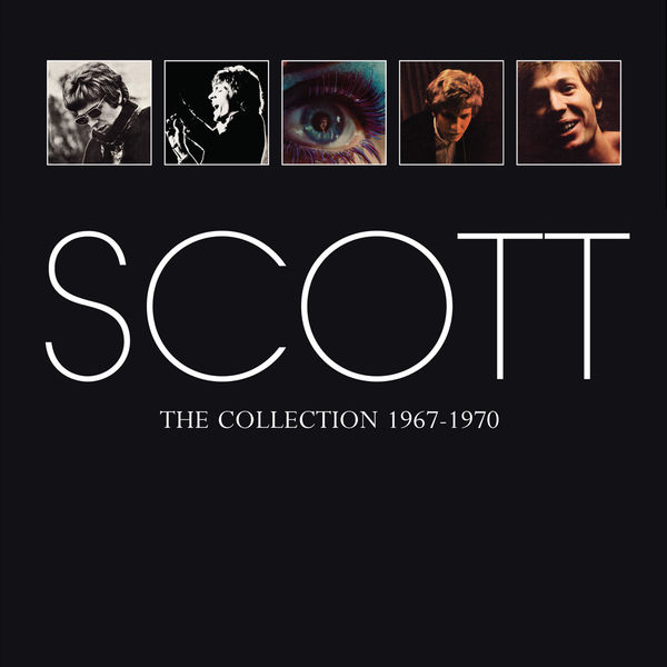 Scott Walker - Scott Walker - The Collection 1967-1970 (Édition Studio Masters)