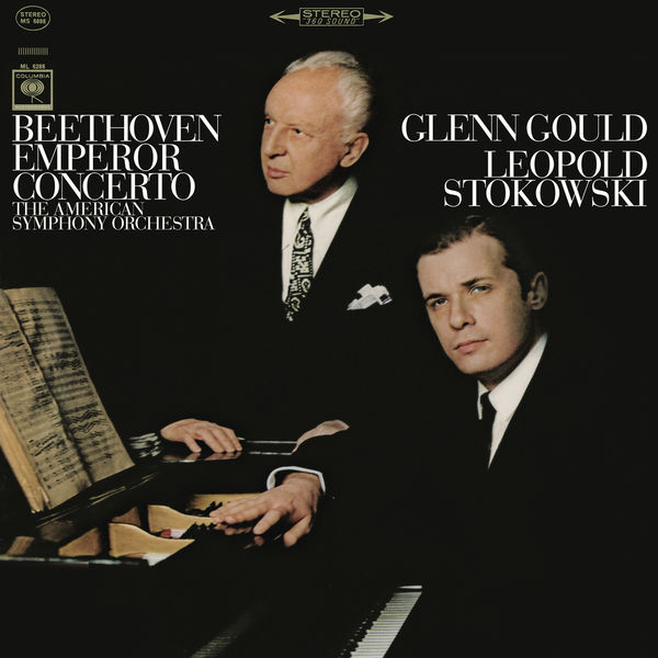 "Glenn Gould - Beethoven: Piano Concerto No. 5 in E-Flat Major, Op. 73 ""Emperor"" - Gould Remastered"