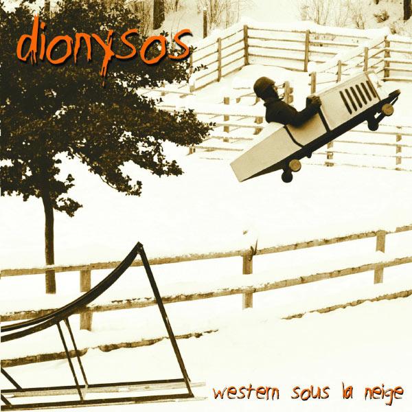 Dionysos - Western sous la neige