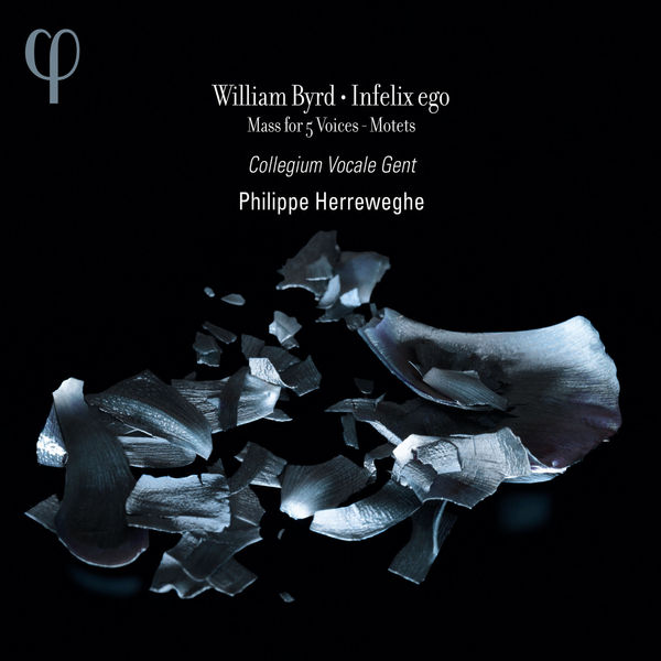 Philippe Herreweghe - Byrd: Infelix ego, Mass for 5 Voices & Motets